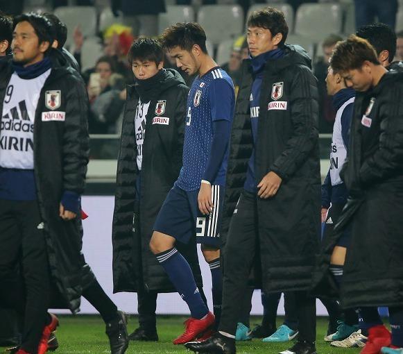 ◆日本代表◆釜本が「なんで杉本の高さを使わないの?」って言ってるけどさ、そんなタイプですか?っていう