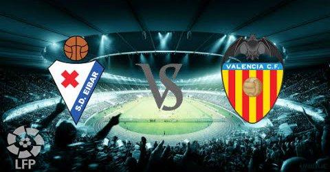 ◆リーガ◆16節 エイバル×バレンシア 乾先制ゴール!エイバルは終了間際に決勝ゴール上げ2位バレンシアを撃破!