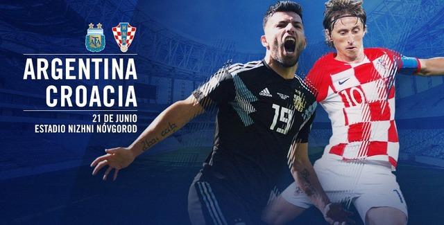 ◆ロシアW杯◆D組2節 アルヘン×クロアチア QBK、GKやらかし、アルゼンチン、クロアチアに0-3で完敗、メッシのW杯赤信号