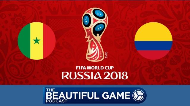 ◆ロシアW杯◆H組3節 セネガル×コロンビア コロンビアがミナのゴールで勝利!逆転でGL首位通過!