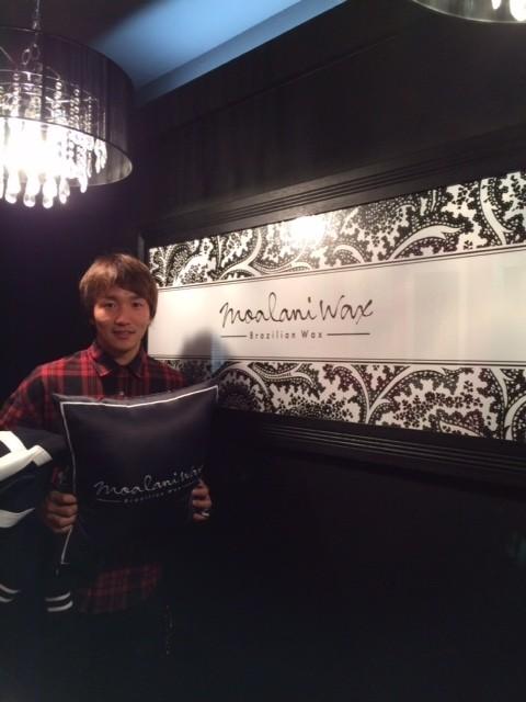 ◆J小ネタ◆横浜FM天野純「リスクを冒せ」監督の言葉に開眼し・・・MALIAのお店にご来店(´・ω・`)