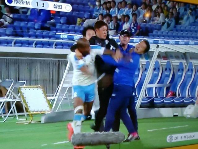 ◆Jリーグ◆ジュビロ磐田ブチギレ乱闘騒ぎのギレルメの処分を発表、当面謹慎処分