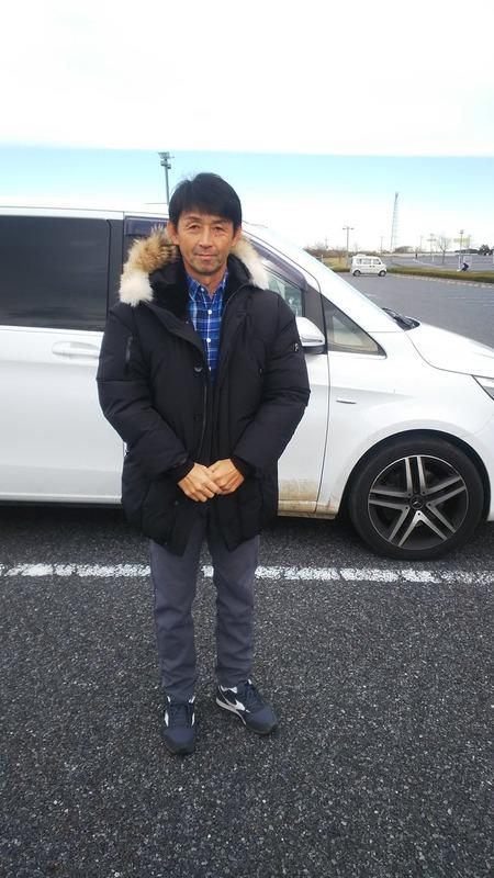 ◆朗報◆大宮監督を解任になった石井ちゃん、無事鹿島スタジアム帰還