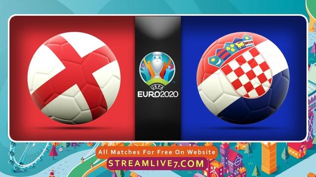 ◆EURO◆D組1節 イングランド×クロアチア イングランド後半スターリング師匠の決勝ゴールで勝利!