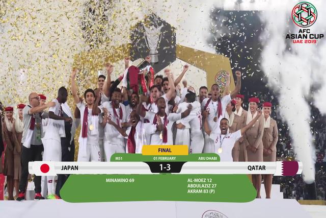◆アジア杯◆カタール代表がアジア杯優勝でもらえる報奨が半端ないと話題に!ボーナス3億円弱、レクサス、生涯年金など