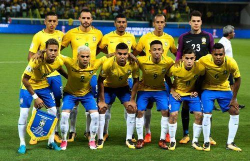 ◆ロシアW杯◆ブラジル代表W杯メンバー15名を前代未聞の先行発表!ネイマール・コウチーニョ・ジェズスら