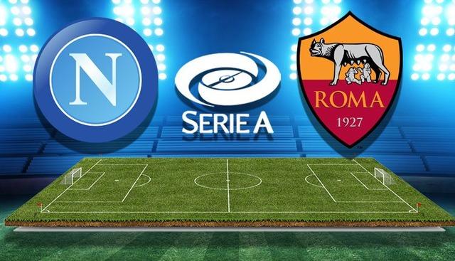 ◆セリエA◆27節 ナポリ×ローマ ナポリ4発くらい痛い1敗、2位転落!ローマはジェコが2発