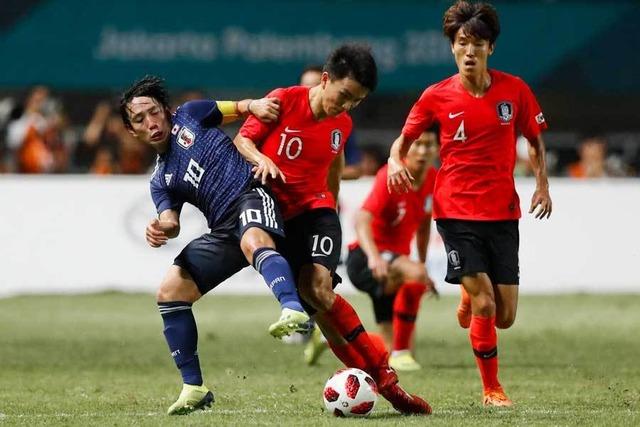 ◆アジア大会◆英国人記者、U-23韓国を追いつめたU-21日本を称賛!一世代上の相手に勇敢な戦い「東京五輪への記念すべき第一歩」