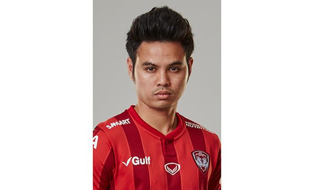 ◆J移籍◆元神戸のタイ代表DFティーラトン、横浜Fマリノスに期限付き移籍加入決定