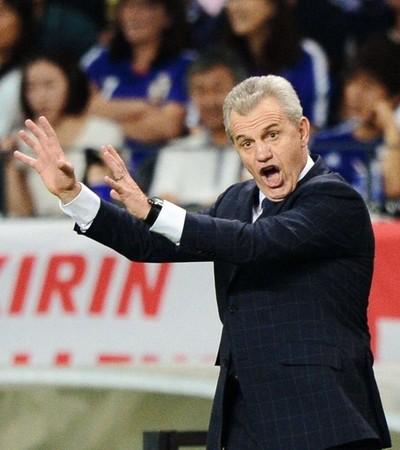 ◆日本代表◆黒星発進のアギーレ監督、守備ミスに苦言「試合を決定づけた」