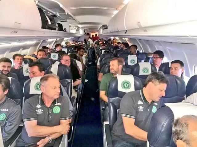 ◆南米◆元千葉のケンぺスらを含むブラジル1部チャペコエンセを乗せた飛行機が事故、選手の消息不明