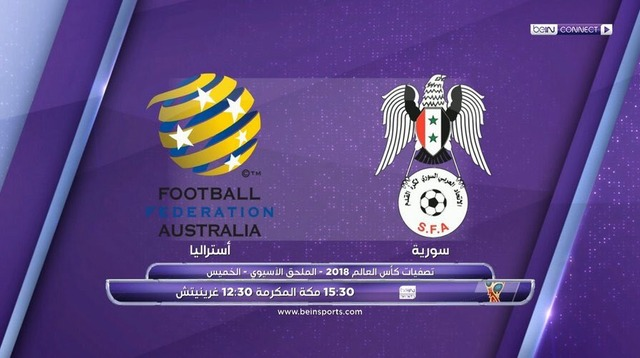 ◆W杯予選◆アジアPO-1st シリア×豪州の結果 豪州先制も疑惑のPKでシリア追いつきドロー