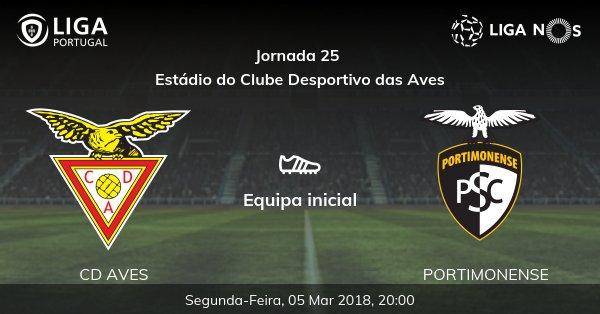 ◆葡萄牙◆25節 アヴェス×ポルティモ 中島翔哉フル出場もポルティモネンセ3発くらい完敗