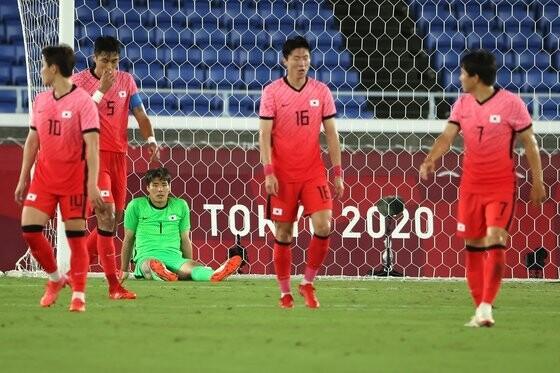 ◆悲報◆6-3で敗れた韓国代表さん「テニスのスコアか」とネチズンに嘲弄される(´・ω・`)
