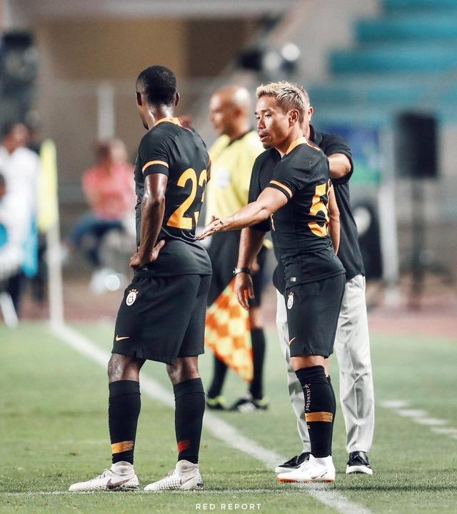 ◆PSM◆ガラタサライで今季初出場の長友佑都、決勝ゴールの起点クロス!Club Africain戦タッチ集