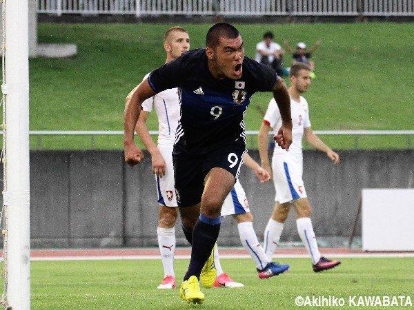 ◆画像◆日本人サッカー選手最強??U18日本代表FW加藤拓己選手のゴリゴリ感が異常だと話題に!