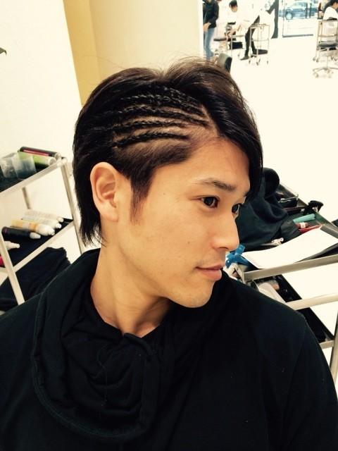 ◆画像小ネタ◆内田篤人 ニット帽の理由判明!新ヘアスタイル 編み込み!