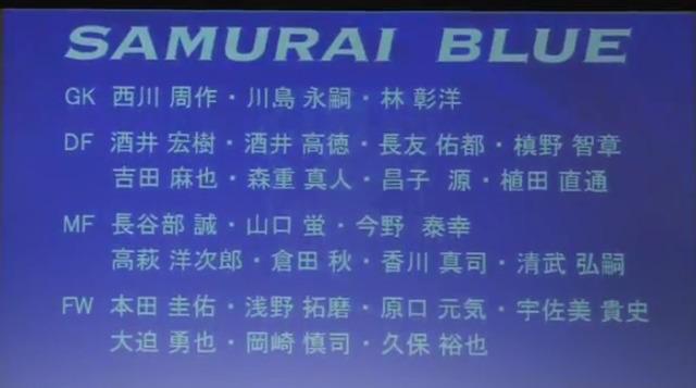 ◆日本代表◆FW宇佐美貴史選出について語るスレ『(ハリル)2戦目のタイ戦ではジョーカーになってくれる』