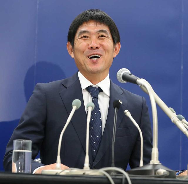 """◆東京五輪◆森保監督 本田のOA枠""""立候補""""に感謝「ありがたい。心強いし、嬉しい」東京五輪は「最強のチームで」"""