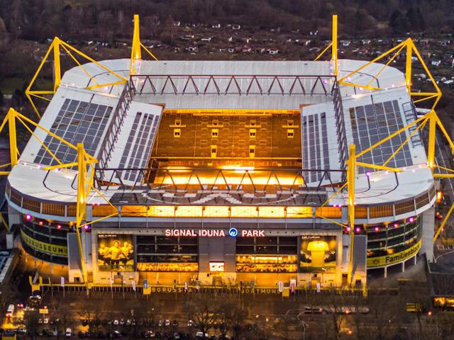 ◆ブンデス◆ドルトムントのスタジアム、シグナルイドゥナパルクがコロナ治療基地化