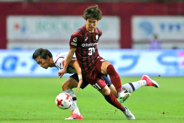 ◆海外移籍◆神戸FW中坂勇哉(21)リーガ1部ジローナBへのレンタル移籍決定!ジローナ公式が発表