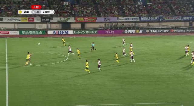 ◆悲報◆強行出場のC大阪杉本健勇、開始10秒で負傷し交代