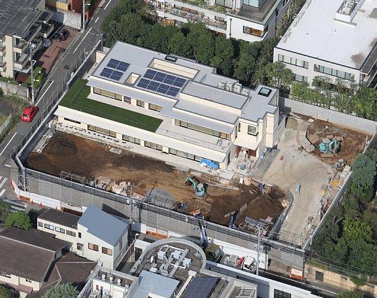 ◆画像◆ベッカム夫妻、50億円豪邸購入へ 風呂8つ、敷地面積がサッカーのピッチ380個分(´・ω・`)