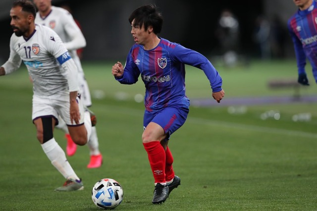 ◆悲報◆FC東京MF紺野和也選手、左膝前十字靭帯損傷で全治半年以上