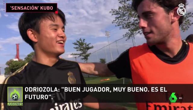 ◆朗報◆久保建英、アザールとの動画でスペイン有名サッカー番組デビューでお茶の間進出