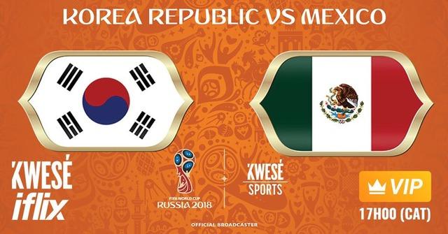 ◆ロシアW杯◆F組2節 韓国×メキシコ メキシコPKとチチャの1撃で勝利!GL突破に前進!韓国はほぼ終了