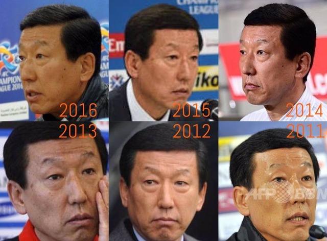 ◆ACL◆韓国Kリーグ全北名物ズラ監督チェ・ガンヒ「柏は天敵だ」