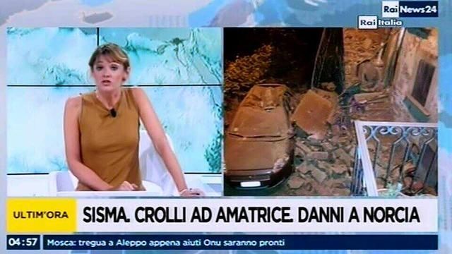 ◆画像◆イタリア地震で中田英寿セリエAデビューの地ペルージャが大変なことになってると話題に!