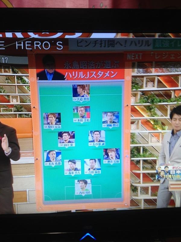 ◆悲報◆香川真司さん、散々擁護されてきたフジテレビにまでスタメンから外せと名指しされる