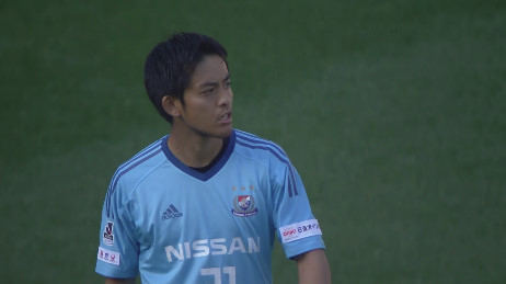 ◆悲報◆横浜Fマリノス2失点目、ゴールキーパーがいない