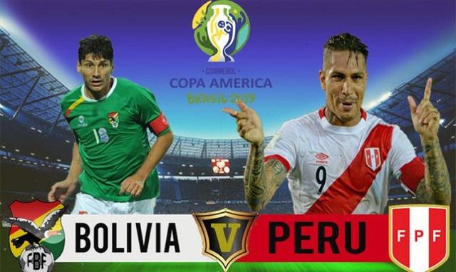 ◆Copa◆A組2節 ボリビア×ペルー ボリビアPKで先制もペルー3発逆転勝利!勝ち点4でGL突破へ前進、ボリビア連敗で苦しく