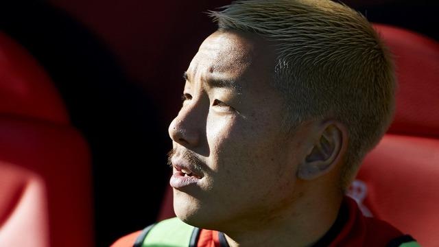 ◆悲報◆元日本代表MF井手口陽介、右膝の状態悪化…練習参加できず手術へ