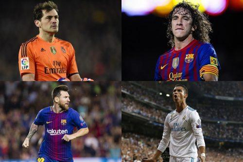 """◆UEFA◆UEFAが""""21世紀ベスト11""""を発表!スペインサッカーの強さが際立つ結果に"""