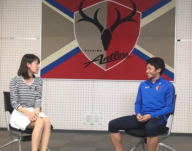 ◆代表小ネタ◆日本代表の救世主柴崎岳くんは女性リポーターがお好き