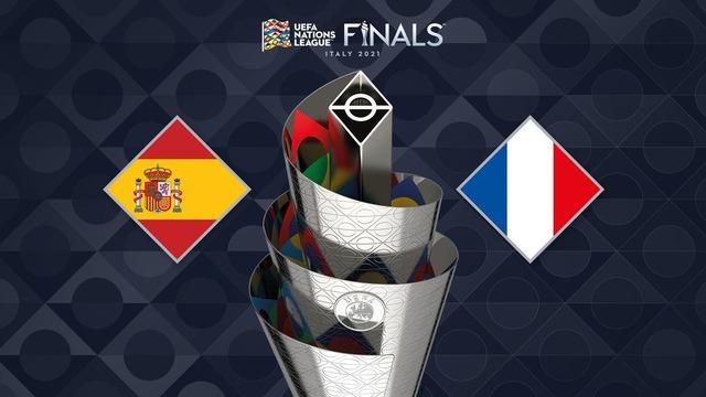 ◆UNL◆決勝 スペインxフランス スペイン後半おじゃる丸で先制もおにぎり同点弾、エンバペ疑惑の逆転弾でフランス優勝!