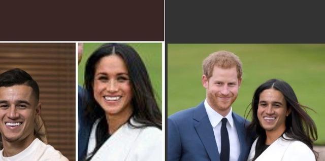◆悲報◆英国王室ウィリアム王子の婚約者がコウチーニョにそっくりだと話題に!