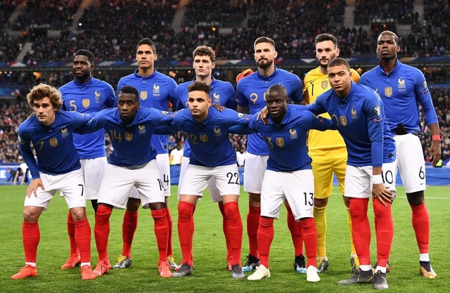 ◆EURO予選◆フランス代表、EURO2020予選に臨む超豪華メンバー発表…好調ラカゼットは選外