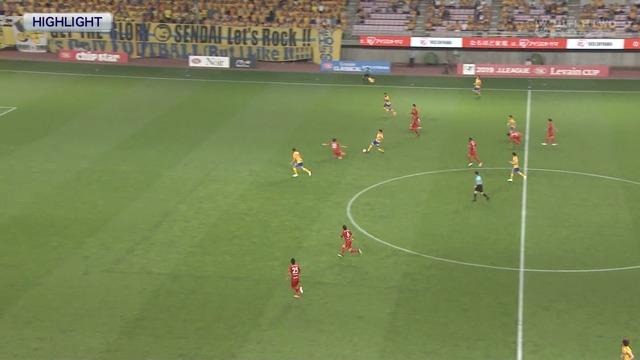 ◆ルヴァン杯◆PO-2nd 仙台×名古屋のオフサイド判定が酷いと話題に!