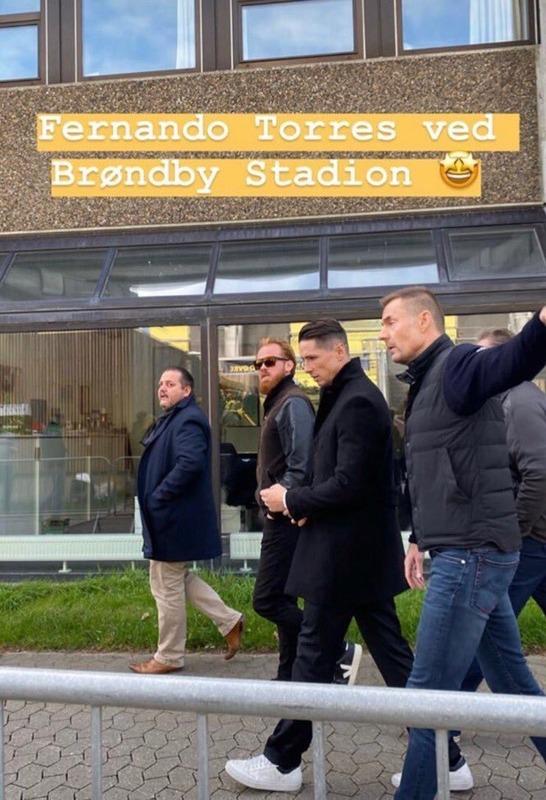 ◆画像◆勝者F・トーレス師匠、最近見ないと思ったらデンマークで発見される