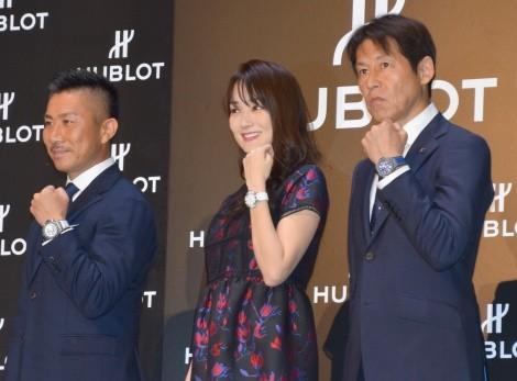 ◆Jリーグ◆西野朗代表新監督に夫槙野智章を猛プッシュした高梨臨が妊娠しているのでは?と話題に!