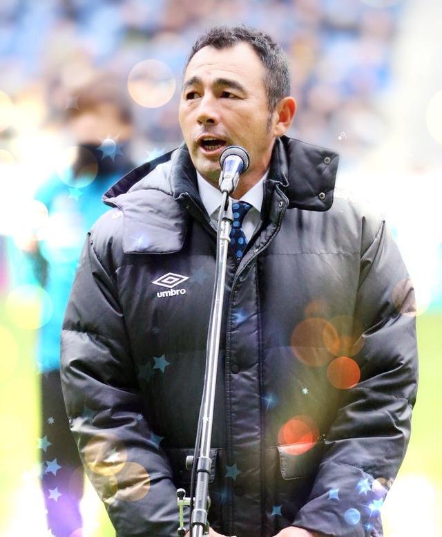 ◆悲報◆三冠監督G大阪長谷川健太、ホーム最終戦挨拶で大ブーイング