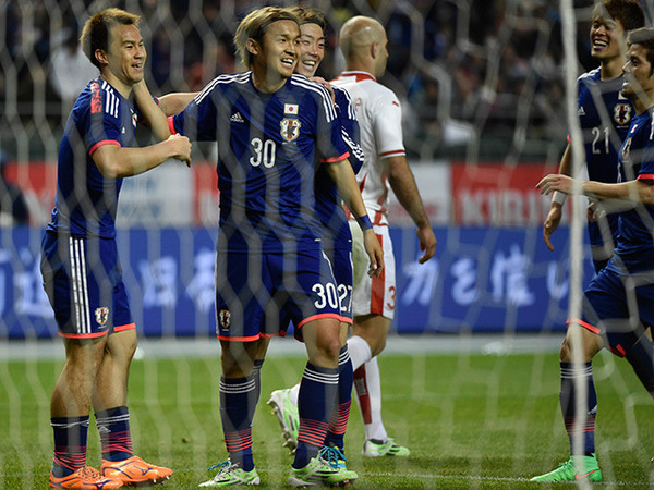 ◆日本代表◆守備もオフザボールも、やればできる。自らのイメージを裏切った宇佐美貴史。