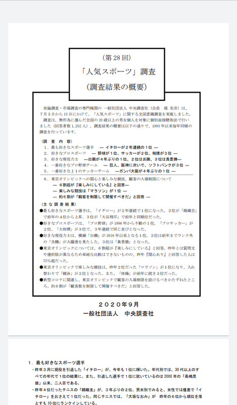 ◆悲報◆川崎フロンターレさん強いけど不人気!J1クラブ人気1位G大阪、2位横浜FM、3位浦和…10位川崎F(´・ω・`)