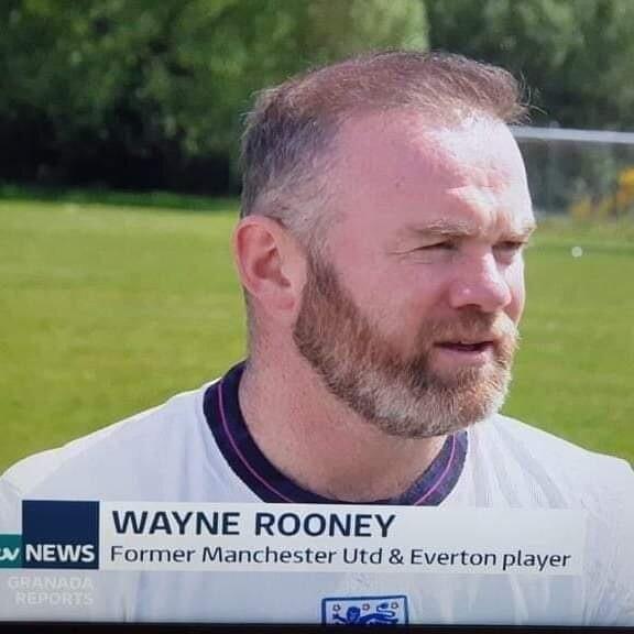 ◆朗報◆ウェイン・ルーニーさん、まだ髪がある