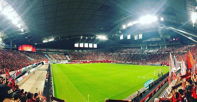 ◆朗報◆イニエスタ効果?札幌ドーム超満員(サッカー時収容人員4万1千4百)