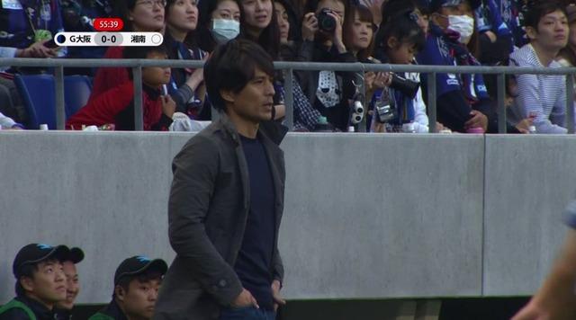 ◆J1◆32節 G大阪×湘南 恒様ガンバついに8連勝!湘南は決定力に欠け痛い敗戦